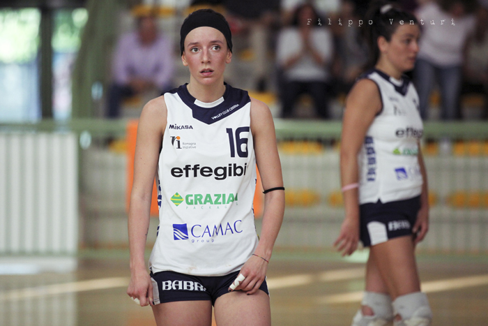 Volley Club Cesena - Edil Ceccacci Moie (foto 4)