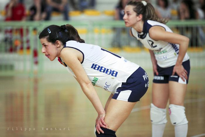 Volley Club Cesena - Edil Ceccacci Moie (foto 5)