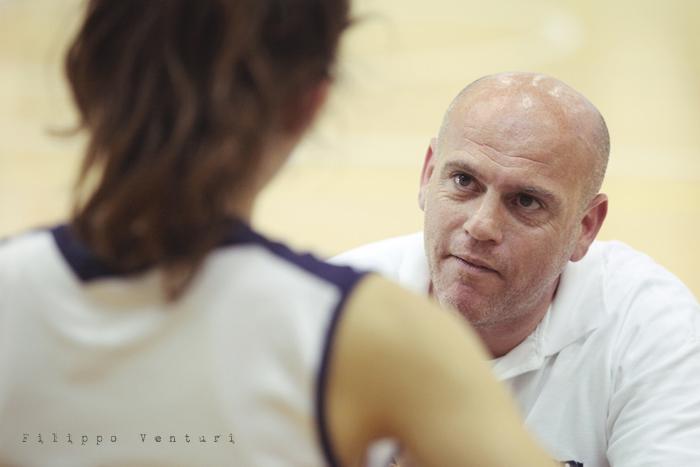 Volley Club Cesena - Edil Ceccacci Moie (foto 6)