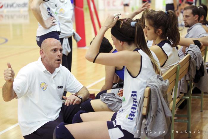 Volley Club Cesena - Edil Ceccacci Moie (foto 7)