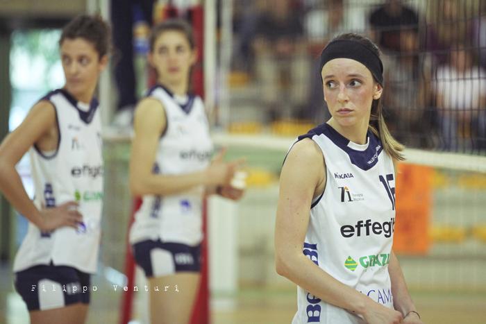 Volley Club Cesena - Edil Ceccacci Moie (foto 10)