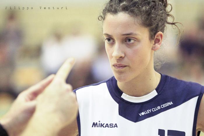 Volley Club Cesena - Edil Ceccacci Moie (foto 11)