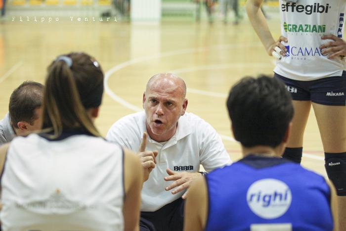Volley Club Cesena - Edil Ceccacci Moie (foto 13)