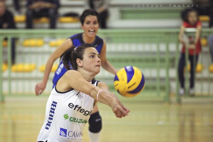 Volley Club Cesena - Edil Ceccacci Moie (foto 14)