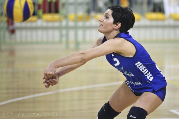 Volley Club Cesena - Edil Ceccacci Moie (foto 16)