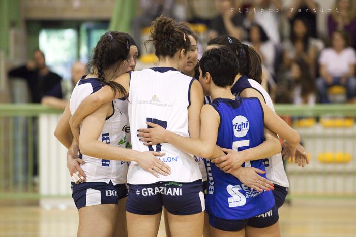 Volley Club Cesena - Edil Ceccacci Moie (foto 17)