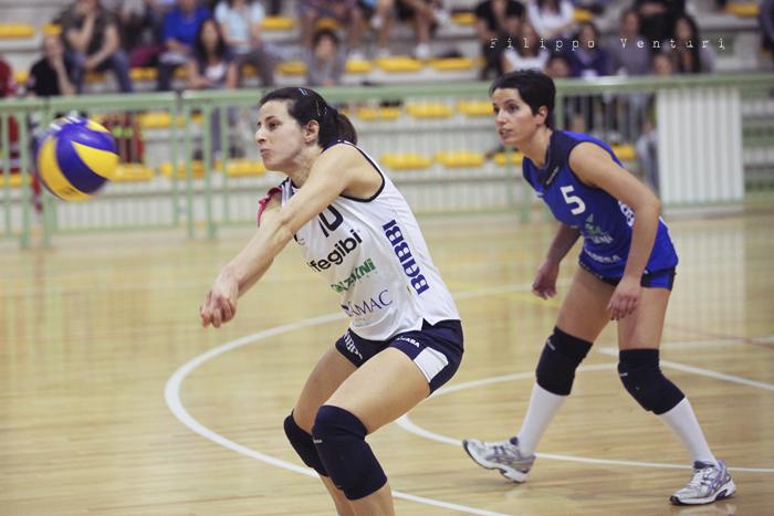 Volley Club Cesena - Edil Ceccacci Moie (foto 19)