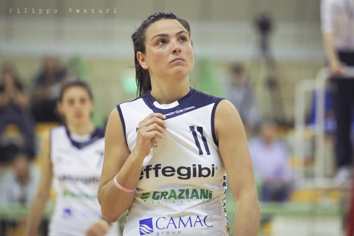 Volley Club Cesena - Edil Ceccacci Moie (foto 23)