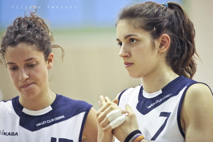 Volley Club Cesena - Edil Ceccacci Moie (foto 24)