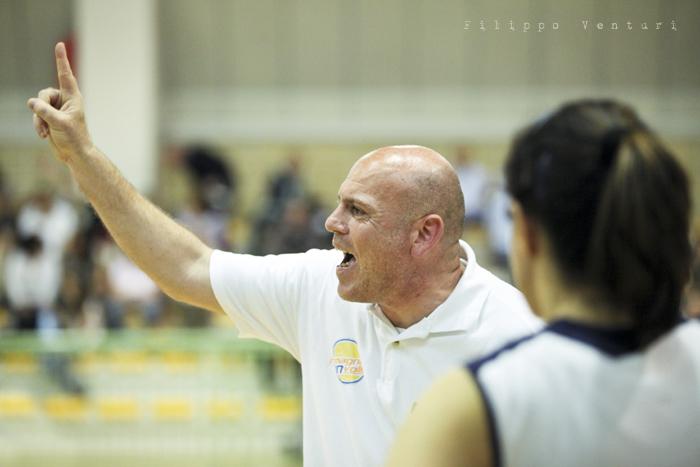 Volley Club Cesena - Edil Ceccacci Moie (foto 25)