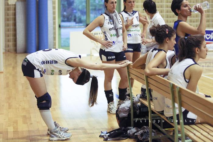 Volley Club Cesena - Edil Ceccacci Moie (foto 26)