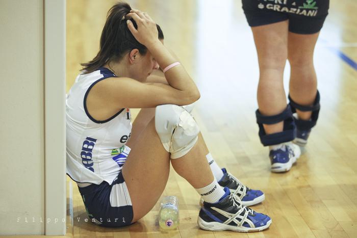 Volley Club Cesena - Edil Ceccacci Moie (foto 27)