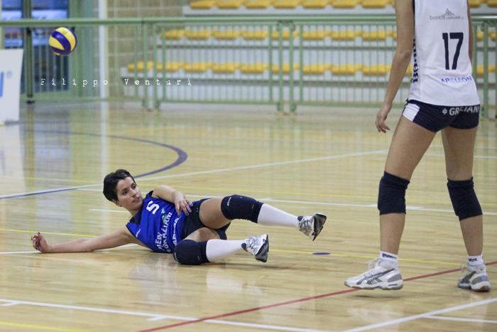 Volley Club Cesena - Edil Ceccacci Moie (foto 28)