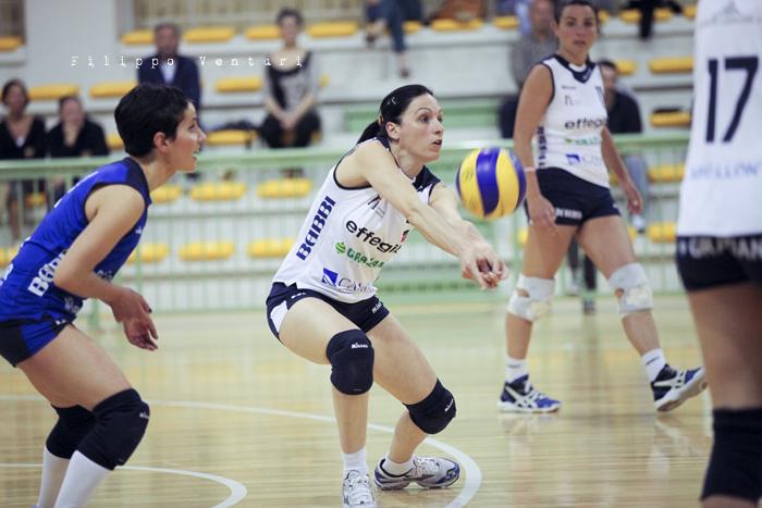 Volley Club Cesena - Edil Ceccacci Moie (foto 29)