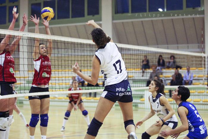 Volley Club Cesena - Edil Ceccacci Moie (foto 30)