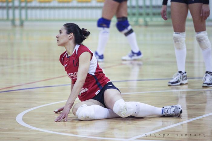 Volley Club Cesena - Edil Ceccacci Moie (foto 31)