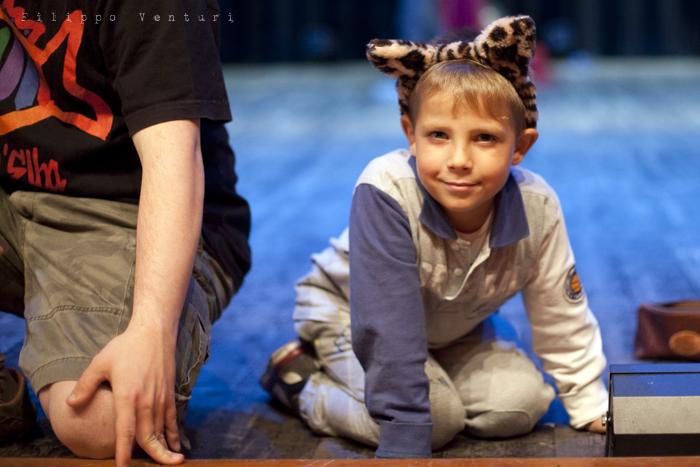 Dalla A alla Zebra, backstage, foto 6