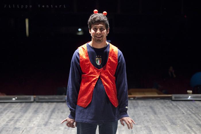 Dalla A alla Zebra, backstage, foto 10