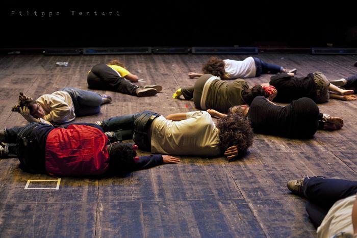 Dalla A alla Zebra, backstage, foto 26