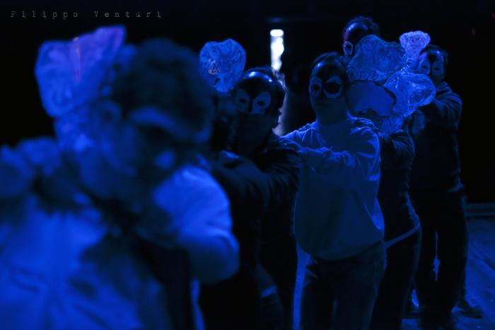 Dalla A alla Zebra, backstage, foto 31