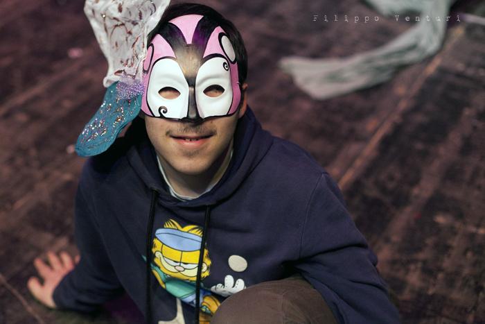 Dalla A alla Zebra, backstage, foto 33