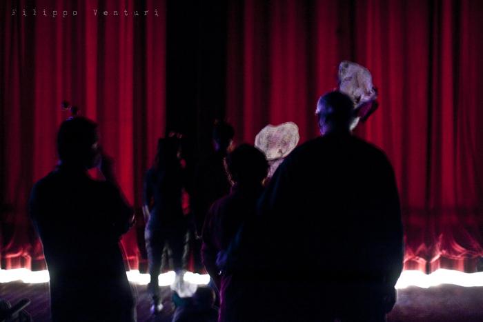 Dalla A alla Zebra, backstage, foto 40