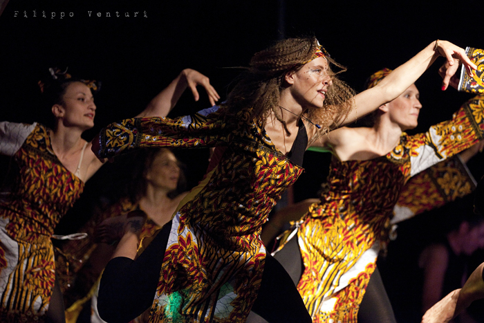 danza africana forlì