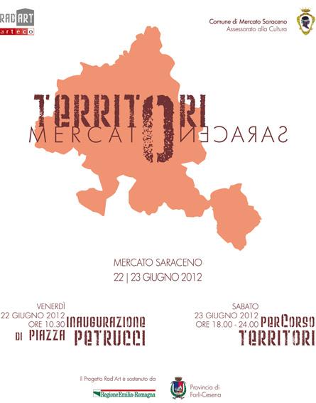 perCorso Territori, Mercato Saraceno