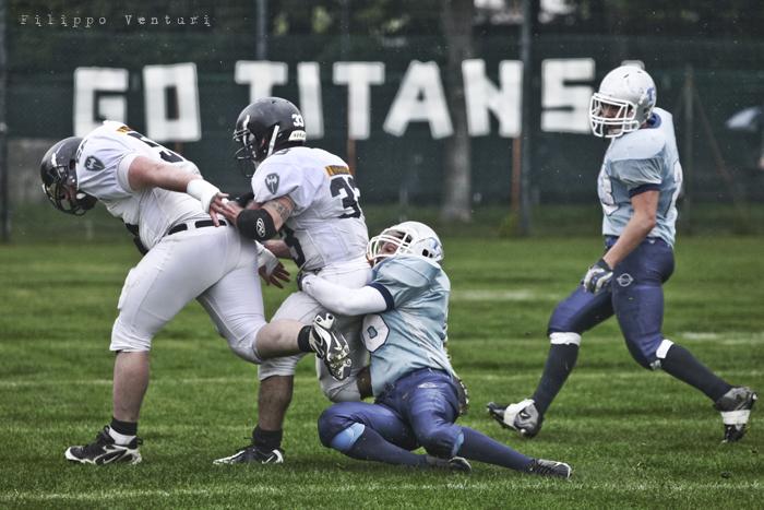 Romagna Titans VS Barbari Roma, foto 4