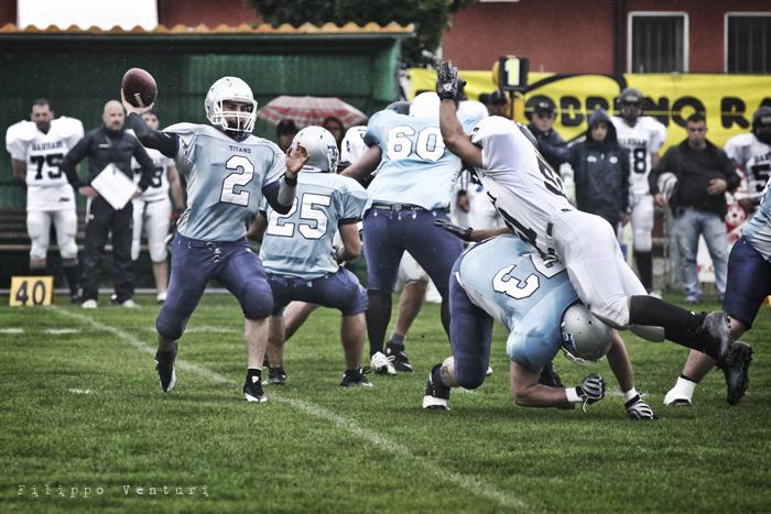 Romagna Titans VS Barbari Roma, foto 5