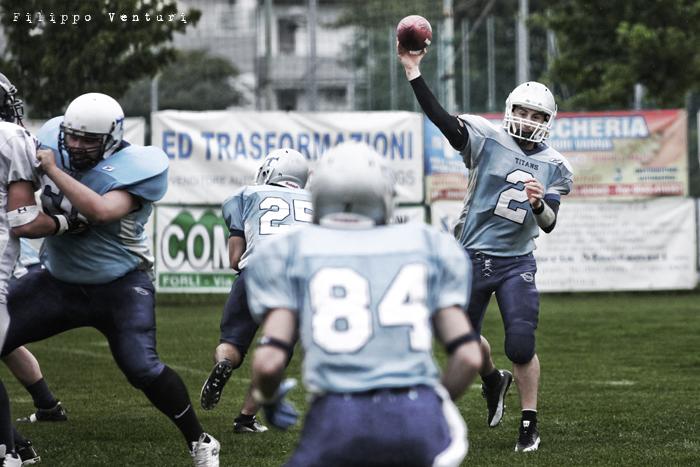 Romagna Titans VS Barbari Roma, foto 13