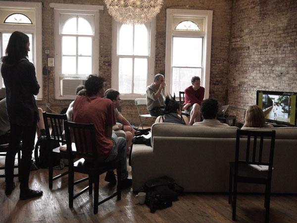 Workshop New York, foto 1