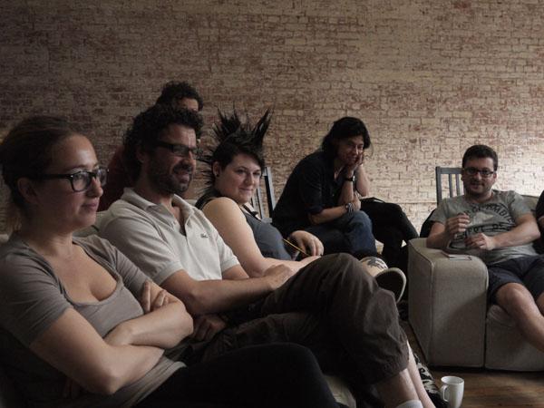 Workshop New York, foto 2