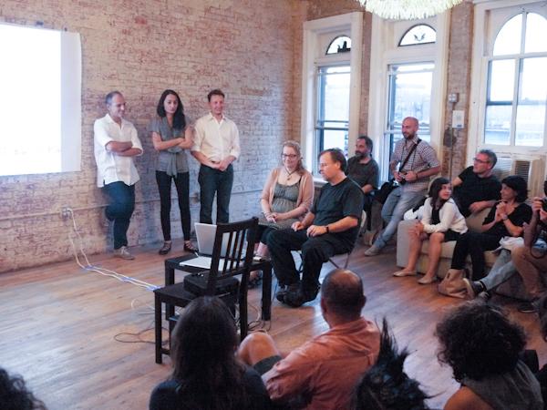 Workshop New York, foto 10