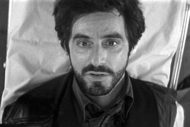 Al Pacino in Carlito's Way, di Brian De Palma