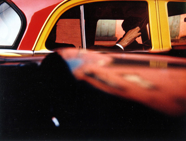 Saul Leiter, Early Colors