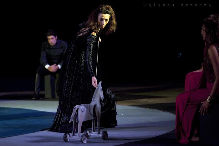 Andromaca, con Manuela Mandracchia, foto 4
