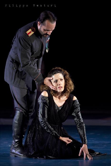 Andromaca, con Manuela Mandracchia, foto 6