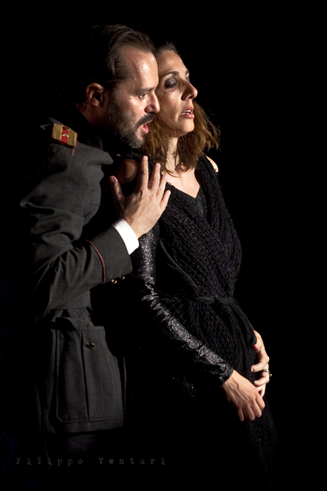 Andromaca, con Manuela Mandracchia, foto 8