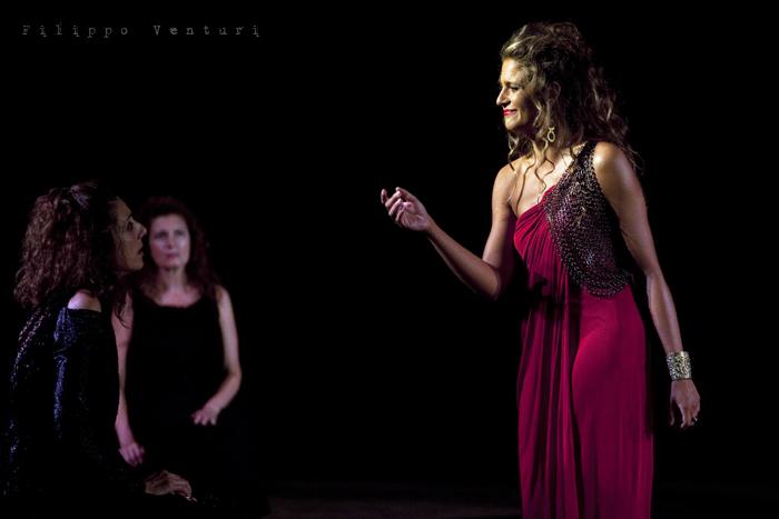 Andromaca, con Manuela Mandracchia, foto 9