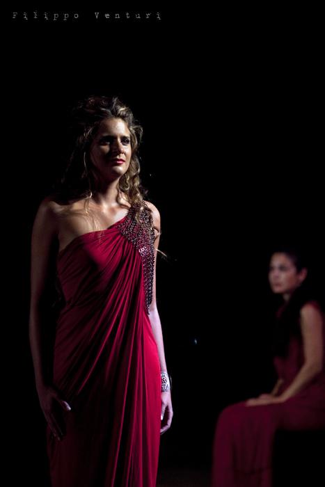 Andromaca, con Manuela Mandracchia, foto 10