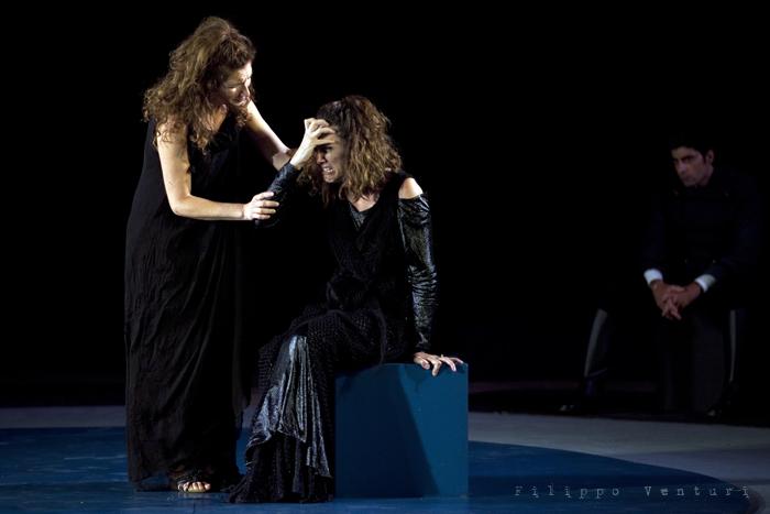Andromaca, con Manuela Mandracchia, foto 15