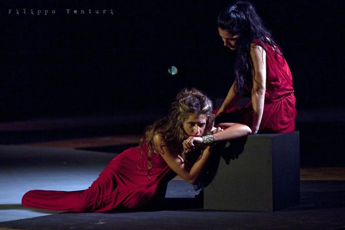 Andromaca, con Manuela Mandracchia, foto 17
