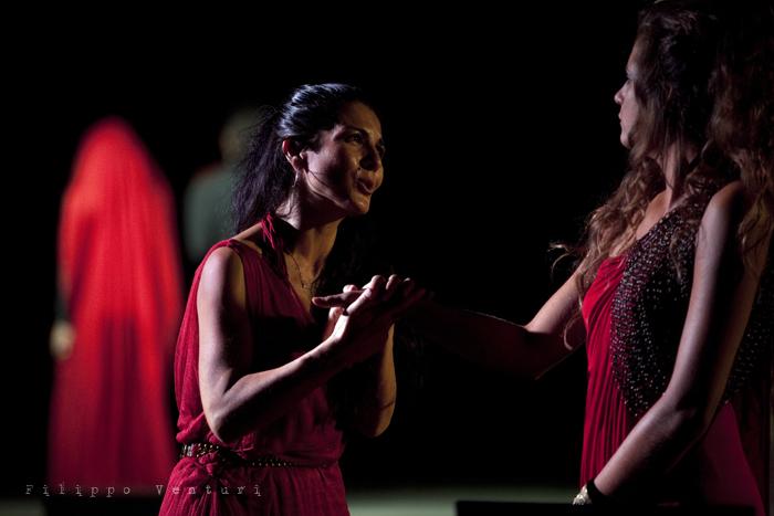 Andromaca, con Manuela Mandracchia, foto 20