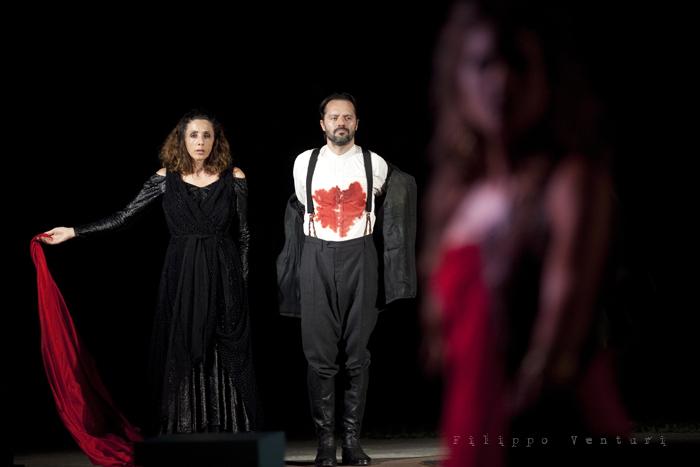 Andromaca, con Manuela Mandracchia, foto 21