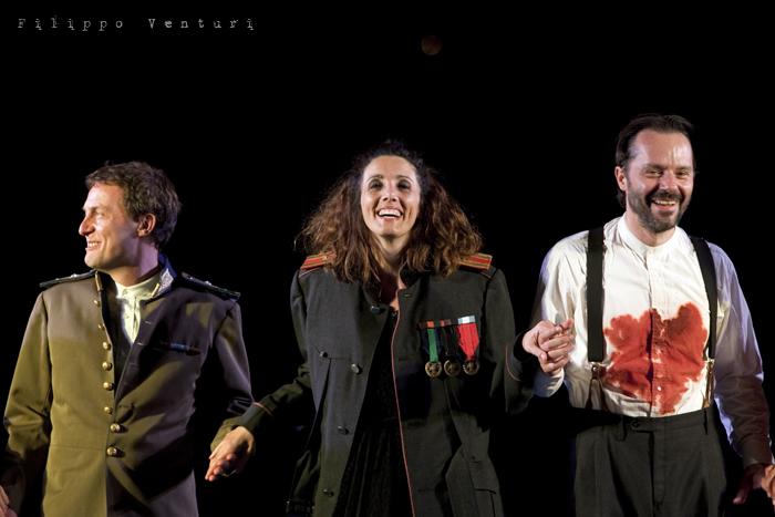 Andromaca, con Manuela Mandracchia, foto 24