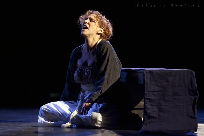 Cassandra, Elisabetta Pozzi, Arena Plautina di Sarsina, foto 1