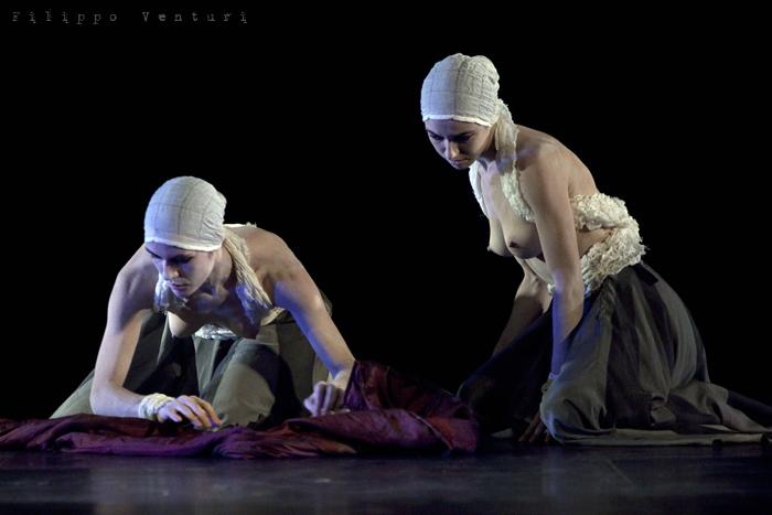 Cassandra, Elisabetta Pozzi, Arena Plautina di Sarsina, foto 2