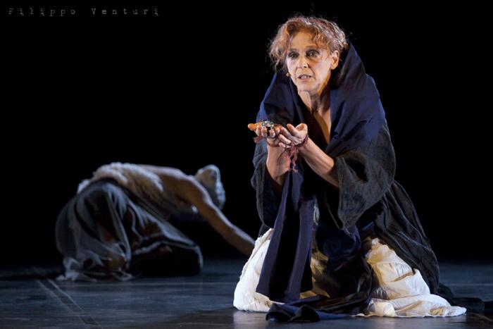Cassandra, Elisabetta Pozzi, Arena Plautina di Sarsina, foto 3