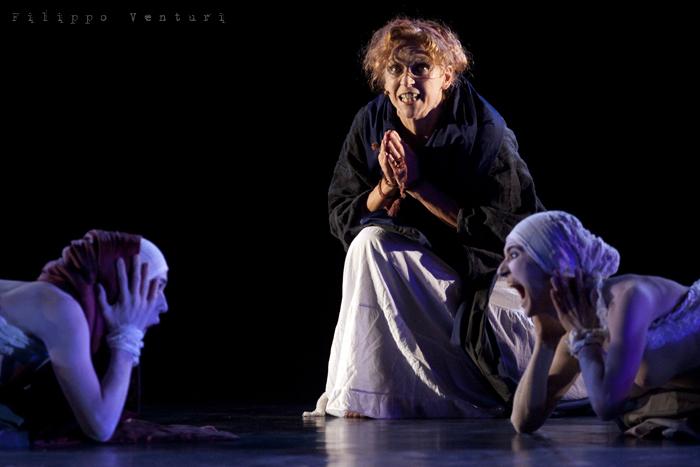 Cassandra, Elisabetta Pozzi, Arena Plautina di Sarsina, foto 4